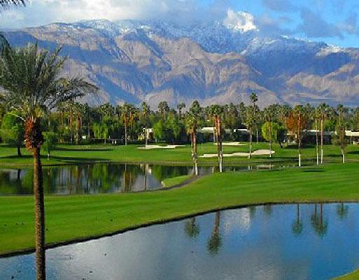 Desert Princess Golf Course California