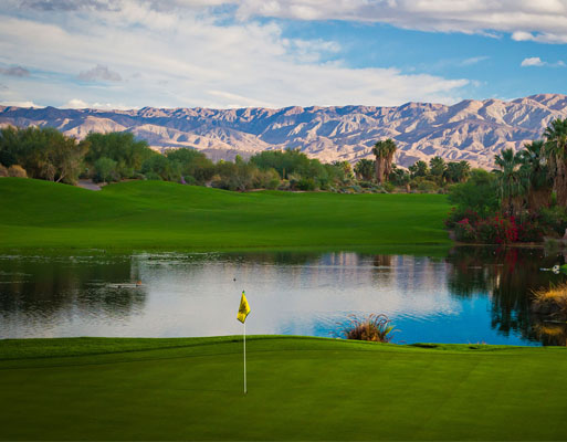 Desert Willow Golf Course Palm Desert