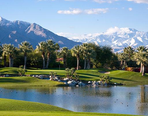 Tahquitz Creek Golf Resort Palm Springs