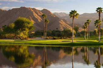 Palm Desert Country Club Golf Course - Fairway