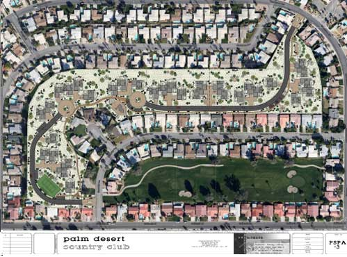 Palm Desert Golf - Development Planning