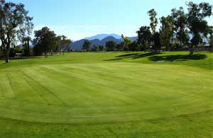 Palm Desert Golf - Hole 1