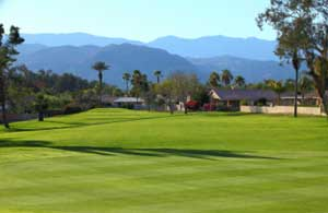 Palm Desert Golf - Hole 13