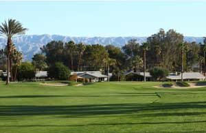 Palm Desert Golf - Hole 15