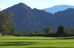 Palm Desert Golf - Hole 17