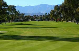 Palm Desert Golf - Hole 2