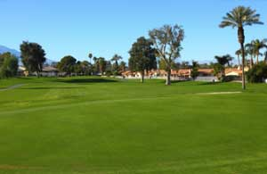 Palm Desert Golf - Hole 3