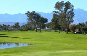 Palm Desert Golf - Hole 4