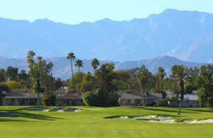 Palm Desert Golf - Hole 6