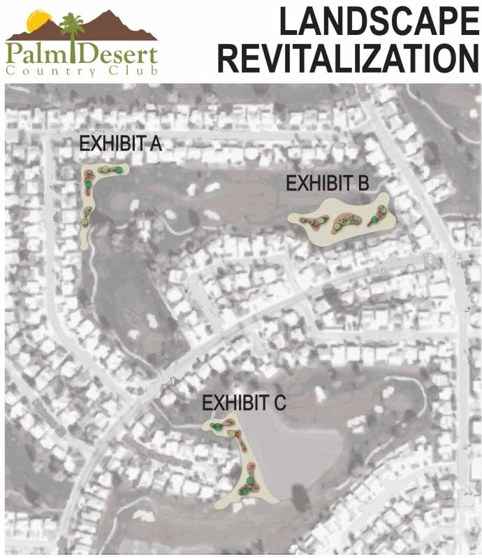 Palm Desert Golf - Landscape Revitalization